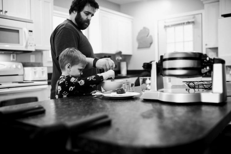 Detroit Lifestyle Family Photographer